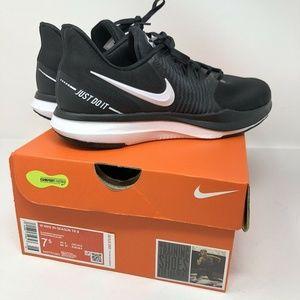 Nike In Season TR 8 Black Cross Training 7.5